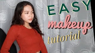 EASY EVERYDAY MAKEUP TUTORIAL | Philippines