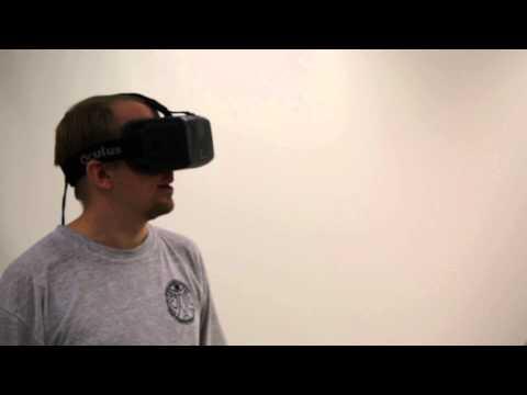 Oculus project publicity video