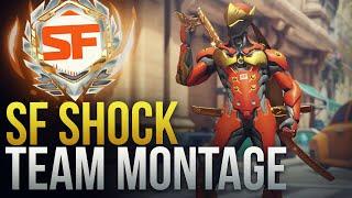 "Best Of ""San Francisco Shock GODS"" - Overwatch Montage"