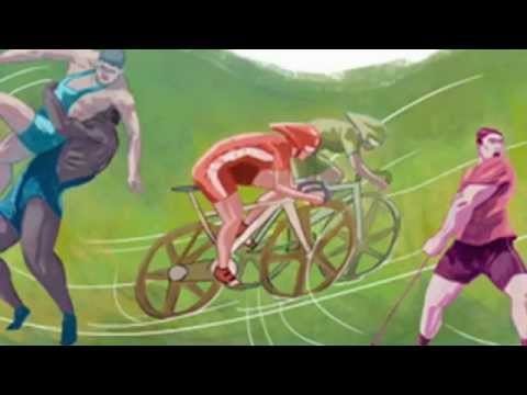 Commonwealth Games 2014 Google Doodle