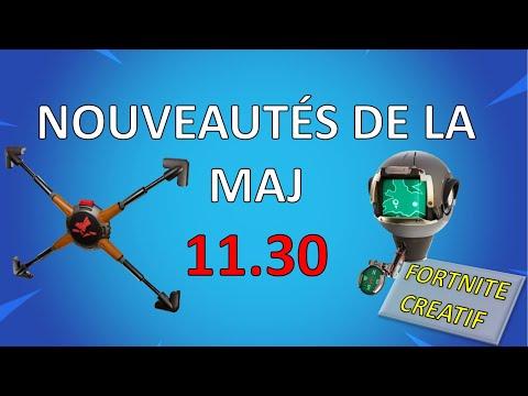 NOUVEAUTÉS DE LA MAJ 11 30 - TRAQUEUR, CARRE PIÉGÉ