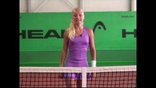 Уроки большого тенниса, теннис начало, основа. The lessons of tennis.