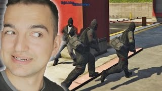 Ekipa znowu w akcji! | GTA Online /Wujek Bohun /Hogaty