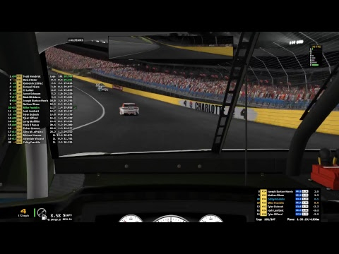 Iracing Open NIS at Charlotte