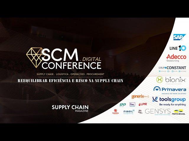 SCM Digital Conference  | 28 Abril - Bloco 2