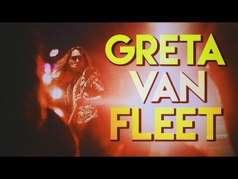 GRETA VAN FLEET   LIVE+MEETING THE BAND   2018