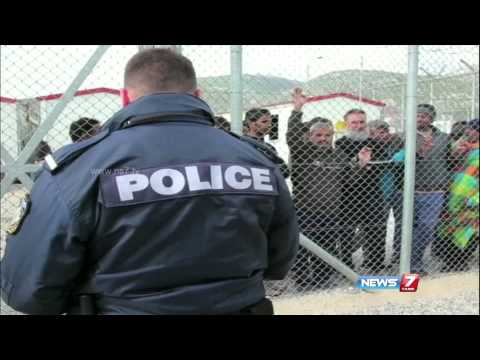 Greece to close migrant centres after inmate suicide