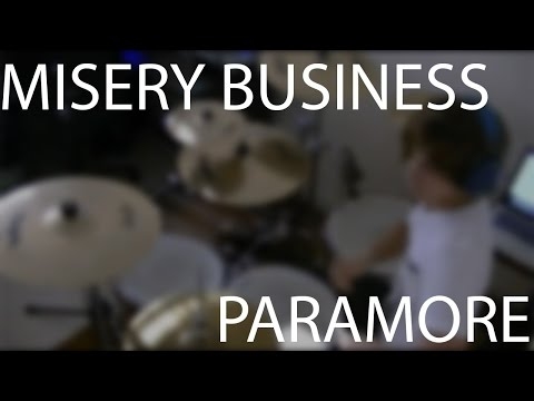 Adam Piccolo - Misery Business- Paramore | HD Drum Cover