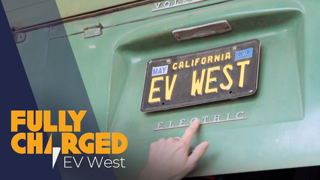 Amazing Electric Conversions Ev West Fully Charged