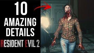10 AMAZING Details in Resident Evil 2