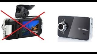 1080p car DVR camera dashcam X3, K6000, F900LHD Fake 1080p
