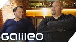 Jumbo und Sebastian Lege im geilsten Schoko-Duell der Welt - Teil 1 | Galileo | ProSieben