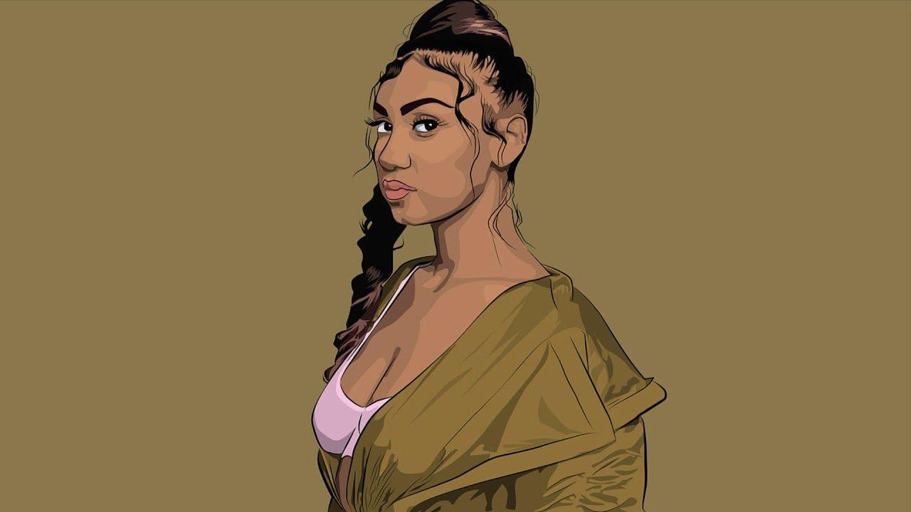 [FREE] Queen Naija Sad R&B Type Beat ''Typing...'' | RNB Instrumental 2021