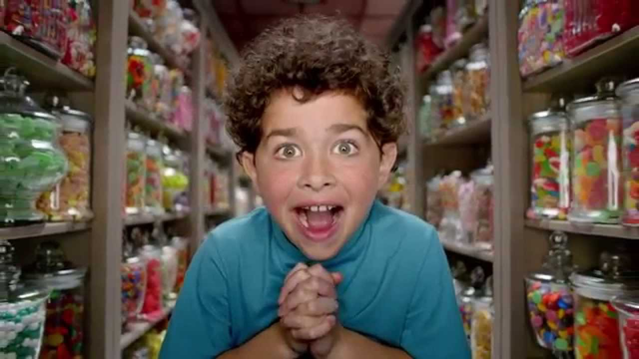 Kid In A Candy Store Videos