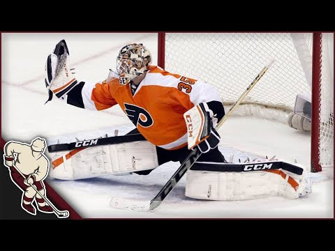 NHL: Glove Saves