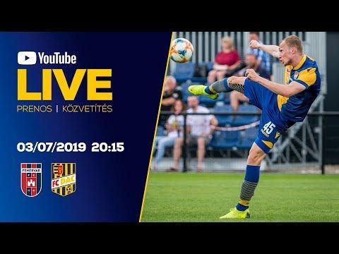Download MOL Fehérvár FC - FC DAC 1904