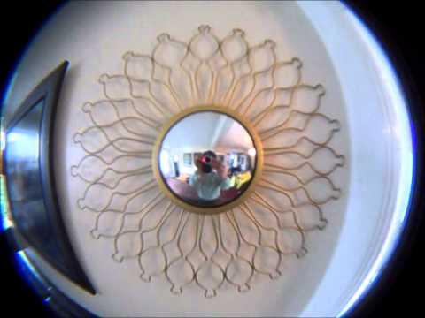 Fish Eye VS. Convex Mirror
