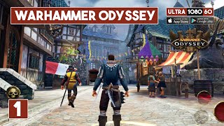Similar Games to Warhammer: Odyssey Suggestions