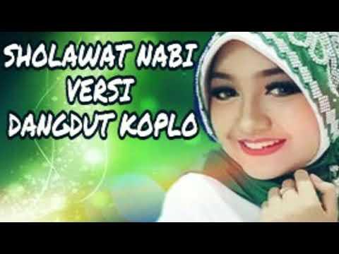 Album Sholawat Versi Dangdut Koplo    Bikin Hati Adem & Damai