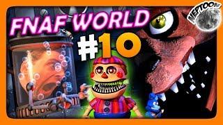 FNaF World (Мир ФНАФ) Прохождение #10 ✅ МИНИ-ИГРЫ И ЧИППЕР!