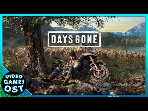 Days Gone - Complete Soundtrack -  OST