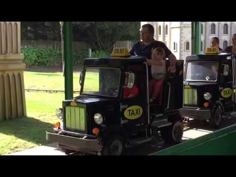 London Taxi ride in Oakwood