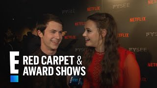 """13 Reasons Why"" Stars Dylan & Katherine Tease Season 2 