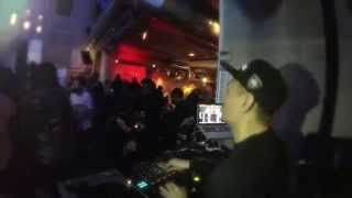 Fukiflex at Hello Panam Afterwork (Djoon Club - Paris)