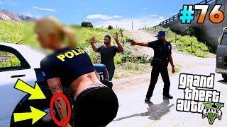KEZEL'İ POLİSTEN KURTARAN GİZEMLİ KADIN! - GTA 5 GERÇEK HAYAT #75