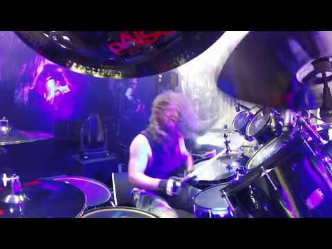 Paul Bostaph SLAYER Paso Robles- Disciple