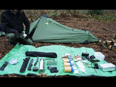 My Survival Kit + Daypack + Pocket Kit