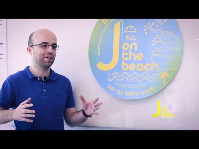 Juan José Del Río from The Workshop Interview - JOTB16