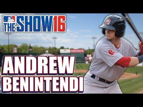 MLB The Show 16 Minor League Player Lock Ep.127: Andrew Benintendi