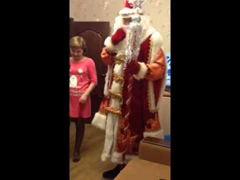 Дед мороз ты нам подарки принёс 358