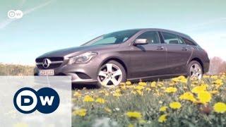 إختبار لسيارة مرسيدس سي أل أس شوتينغ بريك | عالم السرعة