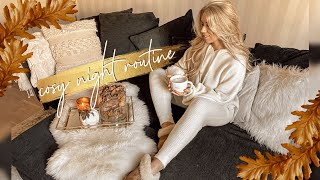 MY ULTIMATE COSY AUTUMN PAMPER NIGHT ROUTINE FOR FALL | Freya Farrington