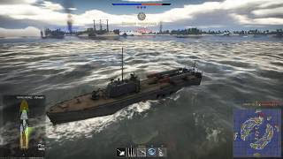 Морские сражения в War Thunder. Подвиг катера Отважный