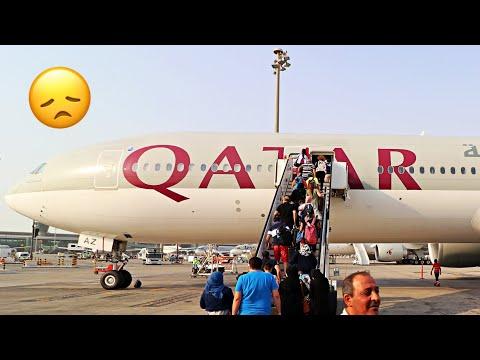 A Warning About Qatar Airways