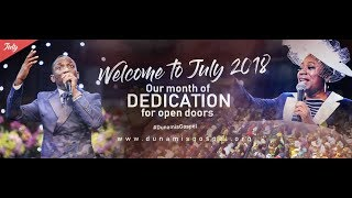 7 DAYS PRAYER FOR NIGERIA DAY 3 MORNING 25-07-2018