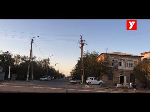 Yangiariq Ko'chalari - Masjid - Yurtim Yangiariq (10-avgust 2019-yil)