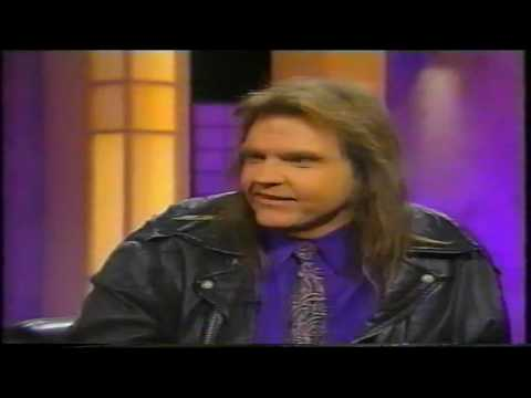 Clive Anderson - Meat Loaf interview 1993
