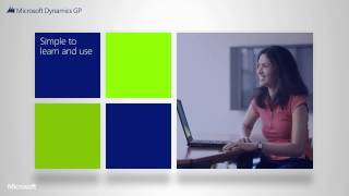 Microsoft Dynamics GP 2013 Gets You Up And Running Fast