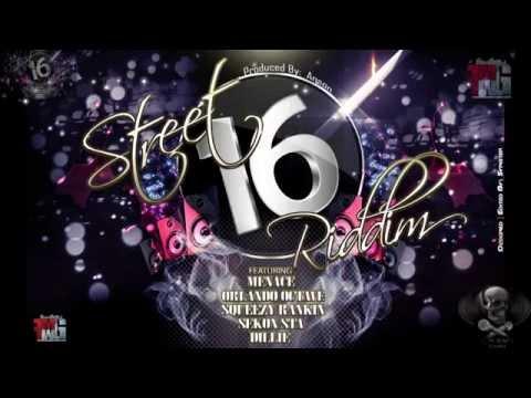 Street 16 Riddim Mix (Dr Bean Soundz)[May 2013 FM Music Group ]