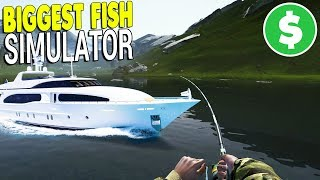 Making $$$ Big Cash in BEST NEW SIMULATOR, Fishing Tournaments & More | Ultimate Fishing SImulator