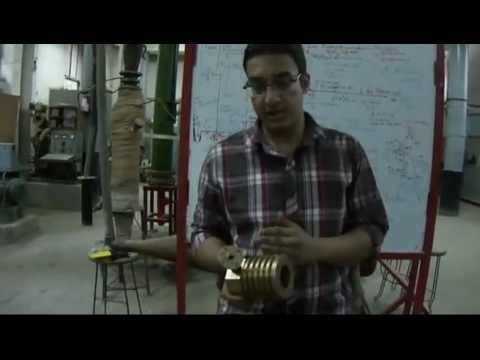Power Generation Using Renewable Resources (Stirling Engine & Biomass Gasifier).Assiut University