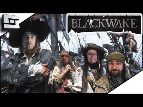 Blackwake - MUTINY ON THE HIGH SEAS! - Blackwake Multiplayer Gameplay