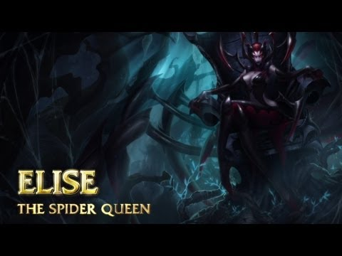 Elise: Champion Spotlight | Gameplay - League Of Legends