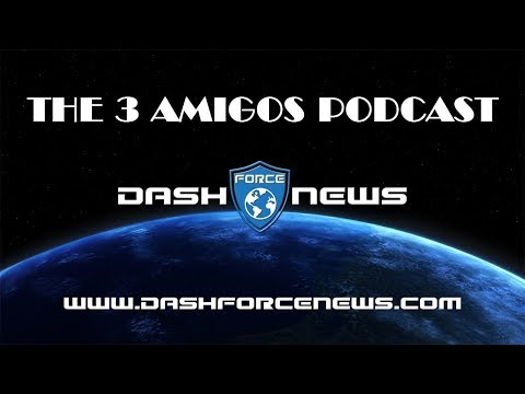 Dash Force The 3 Amigos Podcast E21 with Graham De Barra & Alex Werner