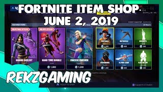 (v bucks giveaway) fortnite ITEM SHOP LIVE! [june 2, 2019] (Fortnite Battle Royale)