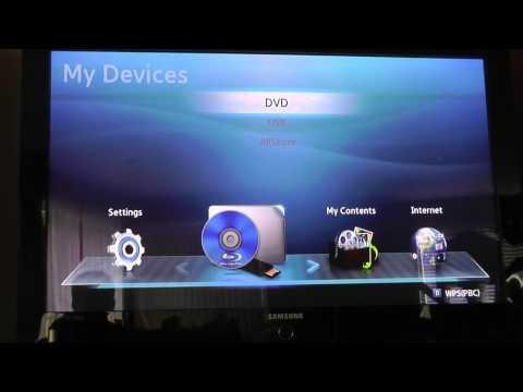 Samsung BDD6500 3D Bluray Smart WiFi :